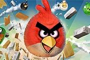 Angry Birds завоевали огромную популярность. // angrybirdsfansite.com