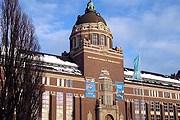 Музей естественной истории в Стокгольме будет работать в праздники. // marbieblogg.se