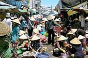 Типичный рынок во Вьетнаме // warehouseexpress.com