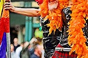 Брюссельский гей-парад - один из самых популярных. // touristiquementgay.com