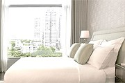 Отель предлагает туристам 145 апартаментов с гостиничным обслуживанием. // oriental-residence.com