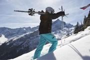 Холод лыжам не помеха. // zugspitze.de