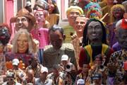Карнавал в Салвадоре - многолюдный красочный праздник. // discoverblackheritage.com