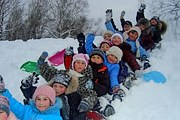 Москва приглашает на зимний фестиваль. // ivirina.rusedu.net