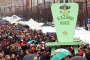 Ярмарка привлекает сотни участников и тысячи посетителей. // alkas.lt