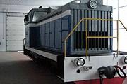 Один из локомотивов Ярославской детской железной дороги // ydzd.org