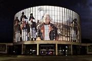 "Музей-панорама ""Бородинская битва"" откроется в апреле. // wallmedia.ru"