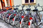 В Варшаве появятся станции проката велосипедов. // onet.pl