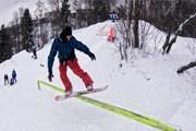 В Сергиевом Посаде создан сноуборд-парк. // doskiboard.ru