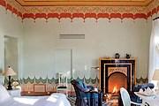 В отеле - девять номеров. // palazzomargherita.com