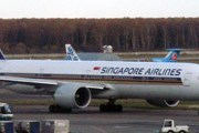 Самолет Singapore Airlines // Travel.ru