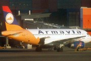 Самолет авиакомпании Armavia // Travel.ru