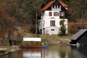 Озеро Блед - в числе самых популярных направлений Словении. // iStockphoto / cenkertekin