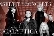 Apocalyptica - в числе участников фестиваля. // oopperajuhlat.fi