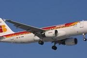 Самолет авиакомпании Iberia // Airliners.net
