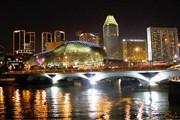 Сингапур привлекает туристов. // iStockphoto
