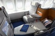Новые кресла бизнес-класса Lufthansa // Lufthansa