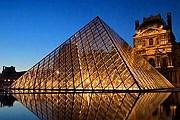 Пользователи Facebook смогут посетить Лувр бесплатно. // krishnaparis.com