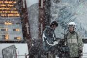 Зима вернулась в Альпы. // proalps.ru