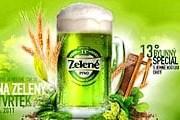 Зеленое пиво стало традиционным напитком в пасхальные праздники. // nezdrave.cz