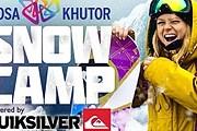 Сноуборд-лагерь предложит насыщенную программу. // rosaski.com