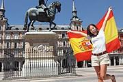 Любимый вид отдыха россиян в Испании – экскурсионный. // iStockphoto / Maridav