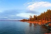 Озеро Байкал // 360bur.ru