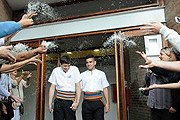 Парагвайская пара – первые туристы-геи, зарегистрировавшие брак в Аргентине. // ria.ru