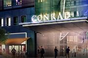 Отель Conrad New York расположен в Нижнем Манхэттене. // conradnewyork.com