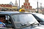 У московских вокзалов будут работать только легальные такси. // nnm.ru
