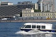 Аквабус на Неве // wikipedia.org / Андрей Романенко