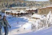 Центры зимнего отдыха привлекают туристов и весной. // ruka.fi
