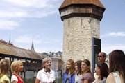 Город заботится о туристах и экологии. // luzern.com