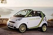 Туристов в Ялте будут перевозить электромобили. // inhabitat.com
