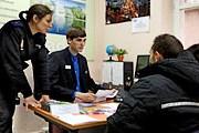 В пунктах оказания помощи будут дежурить представители полиции и сотрудники инфоцентров. // esmadrid.com