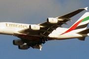 Самолет авиакомпании Emirates // Travel.ru