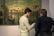 На выставке представлены подделки произведений русского искусства. // vesti.ru
