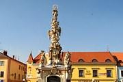Город награжден за сохранность памятников. // wikipedia.org