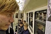 Поезд Маркеса запустят в московском метро. // strana.ru