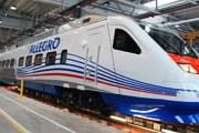Поезд Allegro // vr.fi