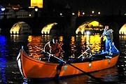 На Влтаве пройдут гонки старинных лодок. // nika-yacht.cz
