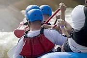 В Wadi Adventure создали искусственную трассу для рафтинга. // wadiadventure.ae