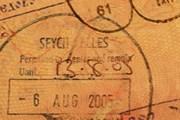 Пограничный штамп Сейшел // Travel.ru