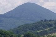 Гора Ахун в Сочи // Wikipedia / Jufereff