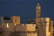 """""""Башня Давида"""" по четвергам будет работать до 19:30. // jerusalemshots.com"""