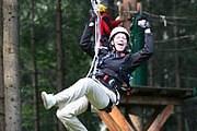 Любителей экстрима ждут летние развлечения в парке Outdoorcenter Zillertal. // tyrol.tl