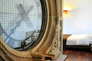 Туристы могут переночевать в часовой башне. // ilovebelgium.be