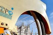 Взять велосипед напрокат в Милане можно не только днем. // trasporti-italia.com