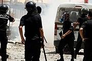 В Тунисе снова беспорядки. // Reuters