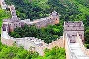 Вся пекинская часть стены будет открыта для туристов. // visitchina.ru